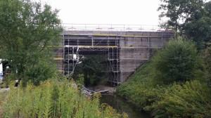 ČD Blučina most